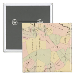 West Chester, New York Pinback Button