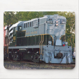 West Chester Railroad Alco RS-18 #1803 Mouse Pad