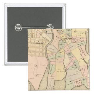 West Chester, Schuylerville, New York Button