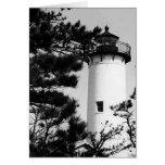 West Chop Lighthouse Card