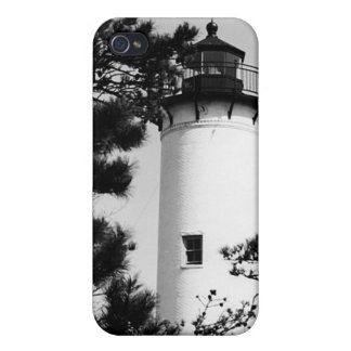 West Chop Lighthouse Covers For iPhone 4