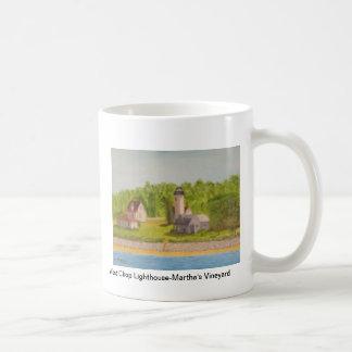 West Chop Lighthouse-Martha's Vineyard Mugs