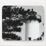 West Chop Lighthouse Mouse Pads