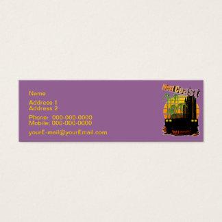 West Coast Business Card