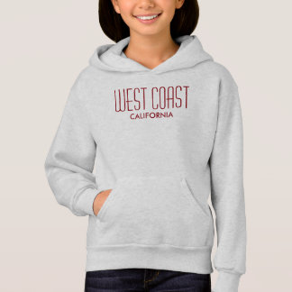 West Coast California Hoodie