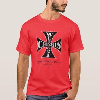 West Coast Chuggers Irish Drinking Team 4 T-Shirt