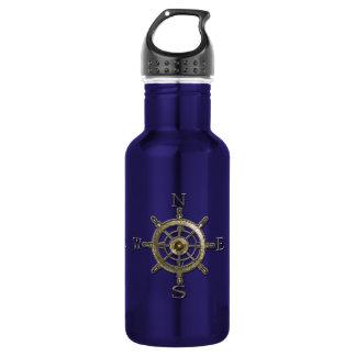 West Coast Compass Water Bottle