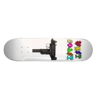 "West Coast Designs ""Uzi Deck"" Skate Decks"