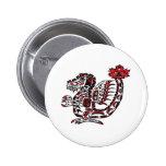 West Coast Dragon Pin