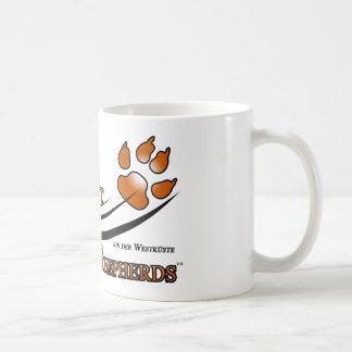 West Coast German Shepherds Fan Gear Coffee Mug