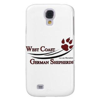 West Coast German Shepherds Fan Gear Galaxy S4 Cover