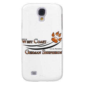 West Coast German Shepherds Fan Gear Samsung Galaxy S4 Cover
