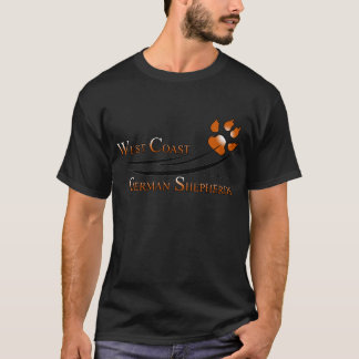 West Coast German Shepherds Fan Gear T-Shirt
