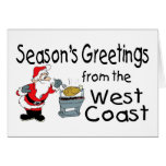 West Coast Greetings BBQ Greeting Cards