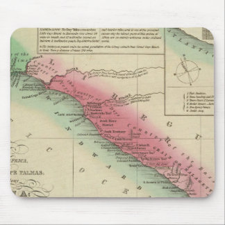 West Coast Of Africa, from Sierra Leone Mouse Pad