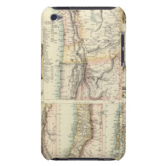 West Coast of South America Case-Mate iPod Touch Case