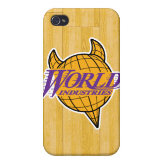 West Coast v1 iPhone 4/4S Covers
