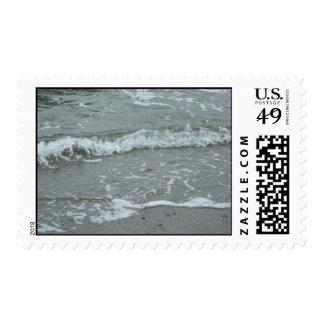 West coast waves postage