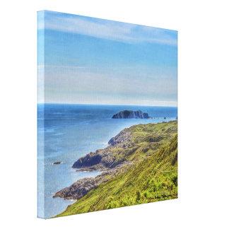West Cork Coastline Canvas Print