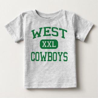 West - Cowboys - High - Minneapolis Minnesota Baby T-Shirt
