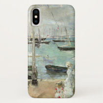 West Cowes, Isle of Wight by Berthe Morisot iPhone XS Case