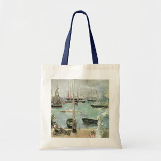 West Cowes, Isle of Wight by Berthe Morisot Tote Bag