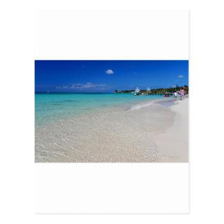 West End Beach.JPG Postcard