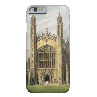 West End de College Chapel, Cambridge de rey, de Funda De iPhone 6 Barely There