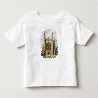 West End de College Chapel, Cambridge de rey, de Remeras