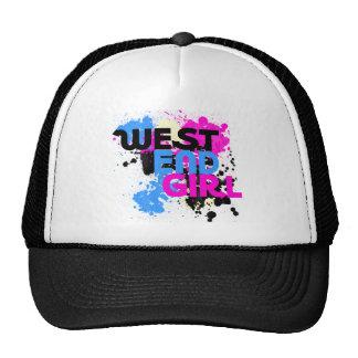 West End Girl Womens 80s Trucker Hat