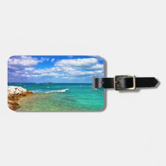 West End Grand Bahamas Bag Tag