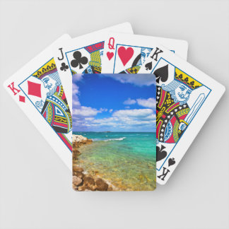 West End Grand Bahamas Bicycle Playing Cards