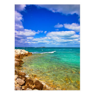 West End Grand Bahamas Postcard