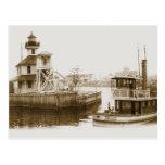 West End New Orleans 1906 Tarjetas Postales