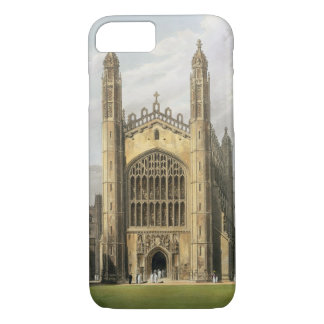 West End of King's College Chapel, Cambridge, from iPhone 7 Case