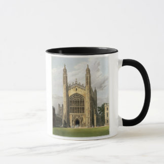 West End of King's College Chapel, Cambridge, from Mug
