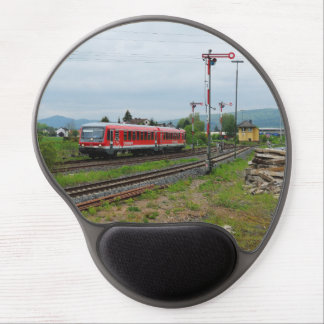 West entry of the Bbf Sarnau Gel Mouse Pad