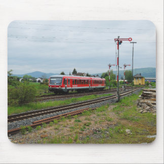 West entry of the Bbf Sarnau Mouse Pad