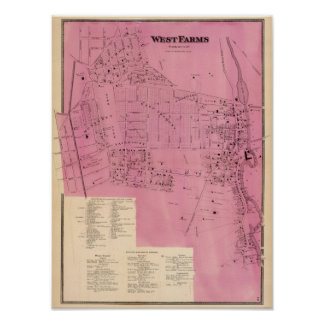 West Farms Poster