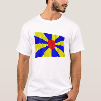 West Flanders Waving Flag T-Shirt