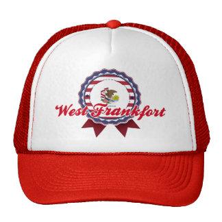 West Frankfort, IL Trucker Hat