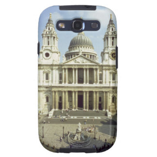 West front of St. Paul's Cathedral, designed by Si Samsung Galaxy S3 Cases