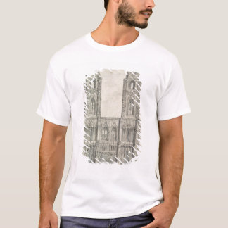 West Front of Strasbourg Cathedral T-Shirt
