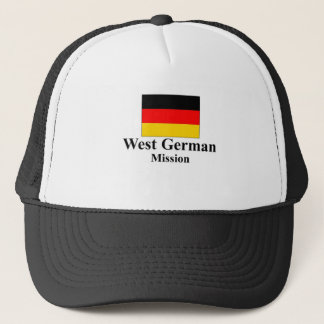 West German Mission Hat