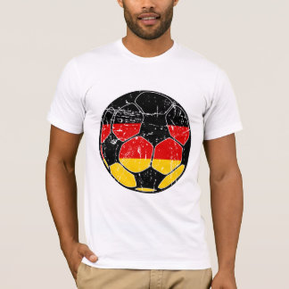 West Germany Soccer Ball T-Shirt