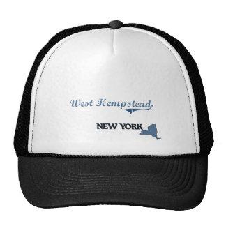 West Hempstead New York City Classic Mesh Hats