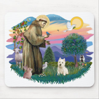 West Highland Terrier (#11) Mouse Pad