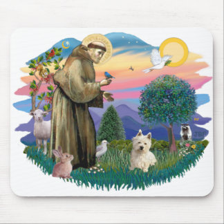 West Highland Terrier  (#1) Mouse Pad