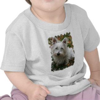 West Highland Terrier Baby T-Shirt