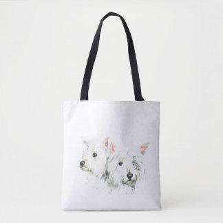 West Highland Terrier Bag